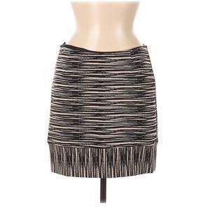 Trina Turk zebra pattern skirt, size 0